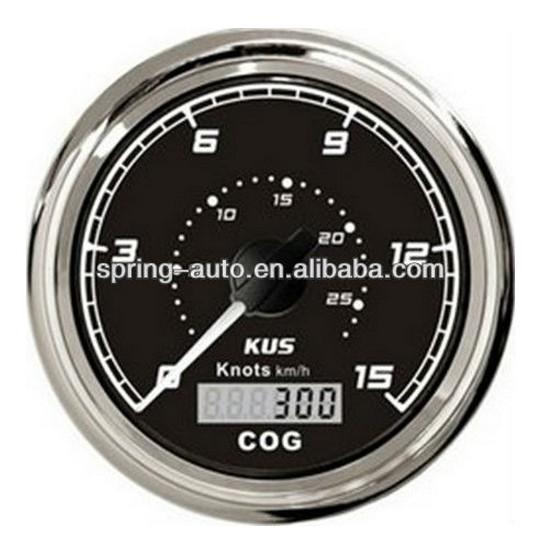 85mm GPS speedometer | FMSB-15L--KUS MARINE CO , LIMITED